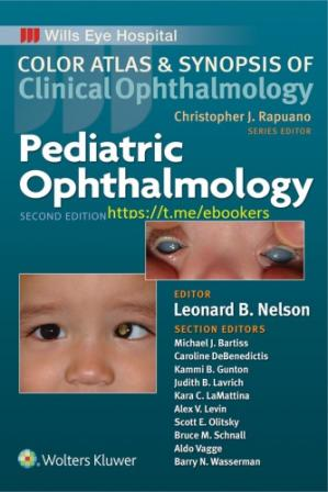 Book cover Pediatric Ophthalmology