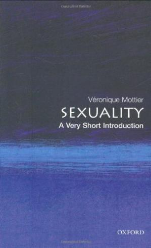 Book cover Sexuality: A Very Short Introduction