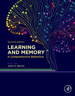 Book cover Learning and Memory: A Comprehensive Reference
