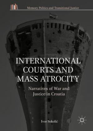 Book cover International Courts and Mass Atrocity