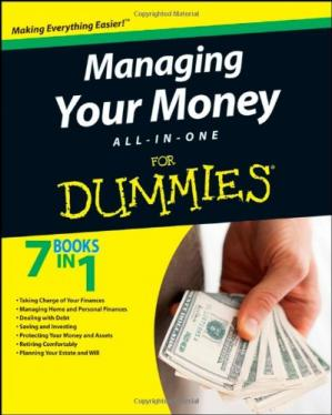 Book cover Managing Your Money All-In-One for Dummies