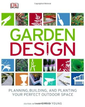 Book cover Garden Design