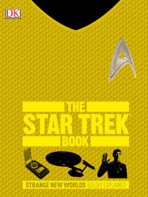 Book cover The Star Trek Book (Big Ideas Simply Explained)