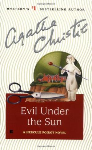 Book cover Evil under the Sun
