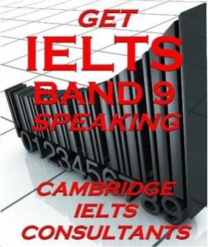 Обложка книги Get IELTS Band 9 in Speaking (IELTS Consultants)