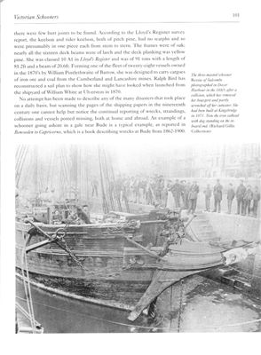 Sampul buku The Schooner: Its Design and Development from 1600 to the Present. Part 2