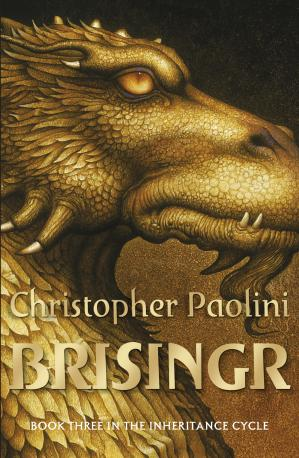 Book cover Brisingr