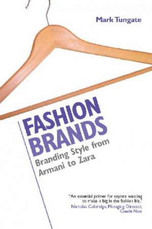 书籍封面 Fashion Brands: Branding Style from Armani to Zara