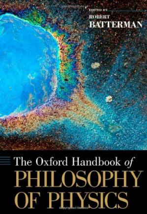 Book cover The Oxford Handbook of Philosophy of Physics