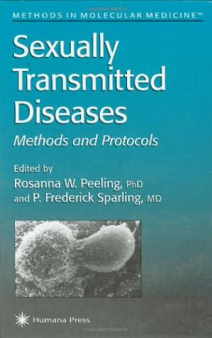 Book cover Sexually Transmitted Diseases: Methods and Protocols