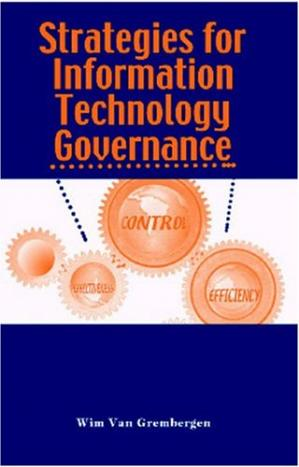 A capa do livro Strategies for Information Technology Governance