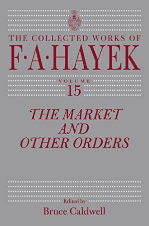 Kitap kapağı The Market and Other Orders