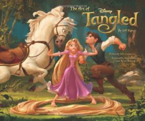 Book cover The Art of Tangled
