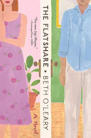 Book cover The Flatshare