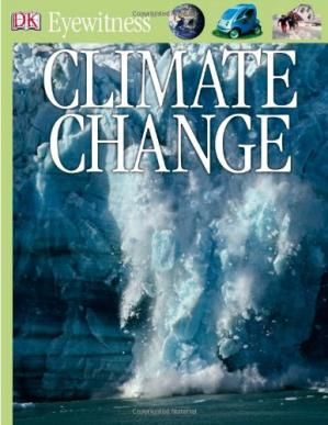Book cover Eyewitness climate change