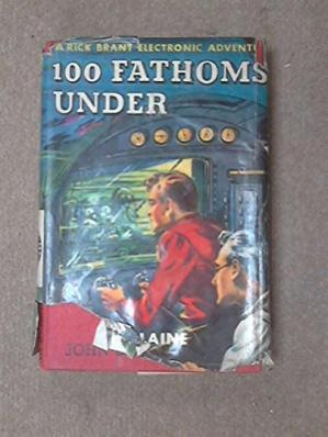 Book cover 100 Fathoms Under