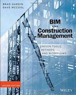 Εξώφυλλο βιβλίου BIM and Construction Management: Proven Tools, Methods, and Workflows
