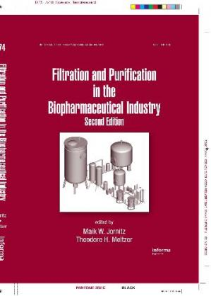Copertina Filtration and Purification in the Biopharmceutical Industry, Vol. 174