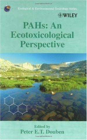 Εξώφυλλο βιβλίου PAHs: An Ecotoxicological Perspective (Ecological & Environmental Toxicology Series)