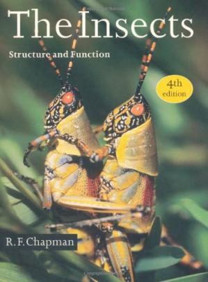 Copertina The insects: Structure and function