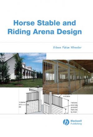 Okładka książki Horse Stable and Riding Arena Design