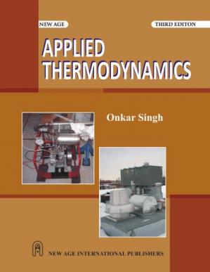Copertina Applied Thermodynamics, 3rd Edition