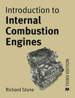 Book cover Introduction to Internal Combustion Engines