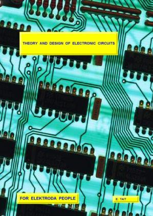 A capa do livro Theory  and  Design  of  Electronic  Circuits
