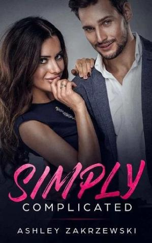 Book cover Simply Complicated