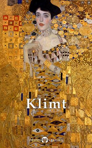 Okładka książki Delphi Complete Works of Gustav Klimt (Illustrated)