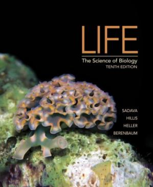 Buchdeckel Life  The Science of Biology, 10th edition
