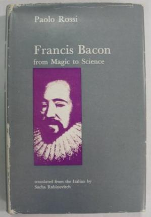 Book cover Francis Bacon: From Magic to Science