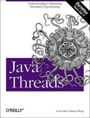 Book cover Java Threads