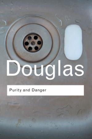 Book cover Purity and danger: an analysis of concept of pollution and taboo