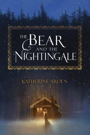 Book cover Arden, Katherine - Winternight 01 - The Bear and the Nightingale