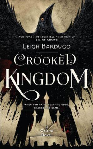 Book cover Crooked Kingdom