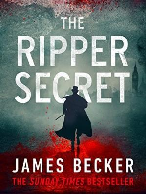 Book cover The Ripper Secret