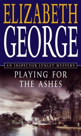 Book cover Playing for the Ashes