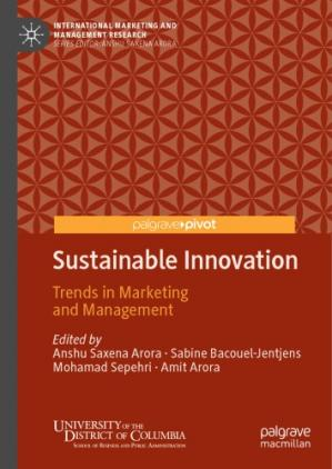 Book cover Sustainable Innovation: Trends In Marketing And Management