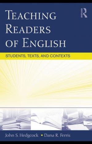 Book cover Teaching Readers of English: Students, Texts, and Contexts