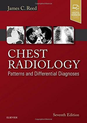 Book cover Chest Radiology: Patterns and Differential Diagnoses, 7e