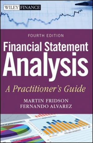 Book cover Financial Statement Analysis: A Practitioner's Guide