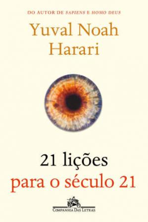 Book cover 21 licoes para o seculo 21