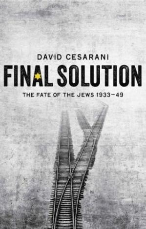 Book cover Final Solution: The Fate of the Jews 1933-1949