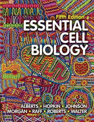 Book cover Essential Cell Biology