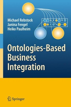 Okładka książki Ontologies-based business integration