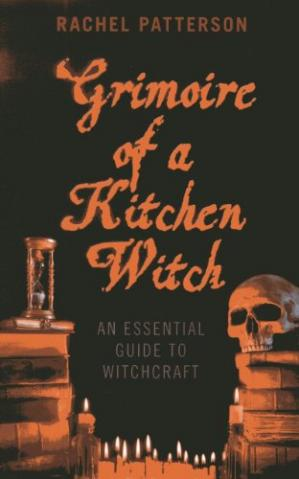 Book cover Grimoire of a Kitchen Witch: An Essential Guide to Witchcraft