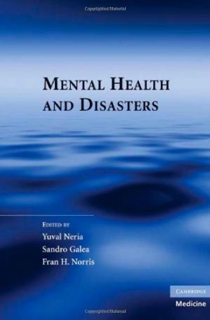 Book cover Mental Health and Disasters