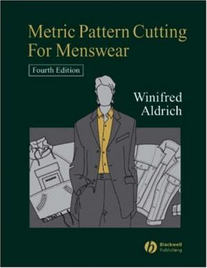 表紙 Metric Pattern Cutting for Menswear