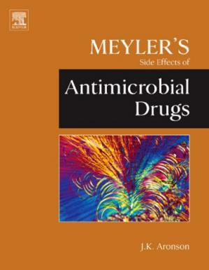 Book cover Meyler's Side Effects of Antimicrobial Drugs